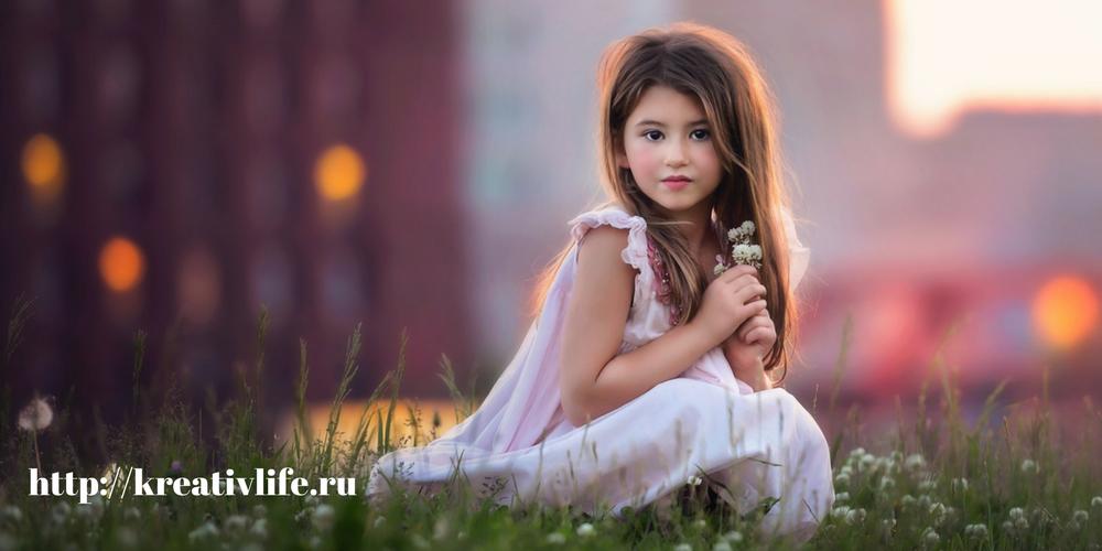 воспитание девочки как будущей матери