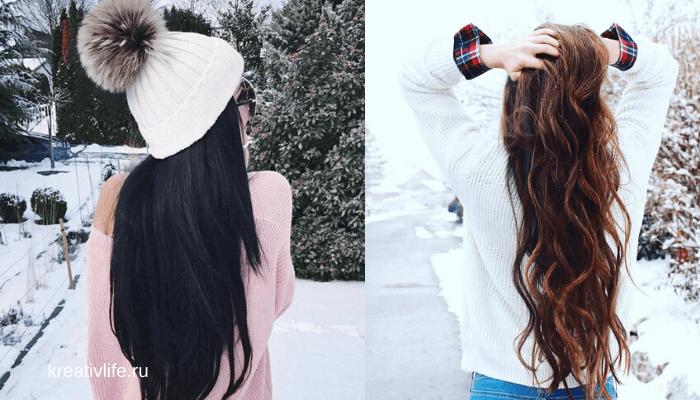 Красивые волосы после зимы. Как их восстановить за 5 шагов?