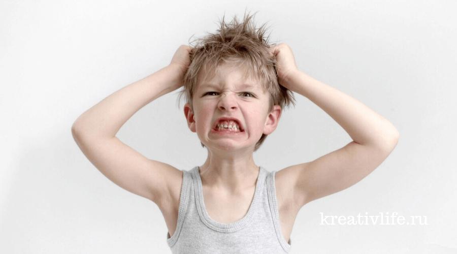 Что делать если ребенок дерется