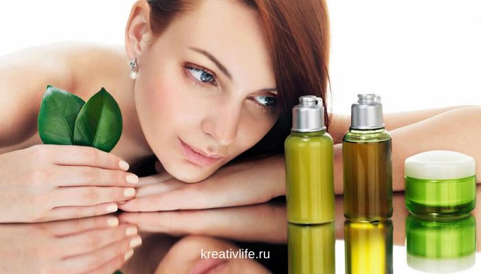 Эфирные масла для упругой красивой подтянутой кожи