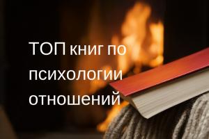 Книги по психологии отношений