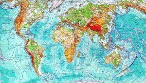 Географии тест на знания и эрудицию