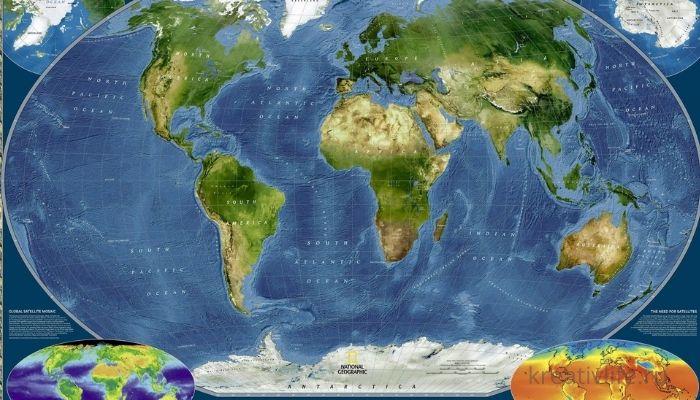 Тест на эрудицию по географии с ответами