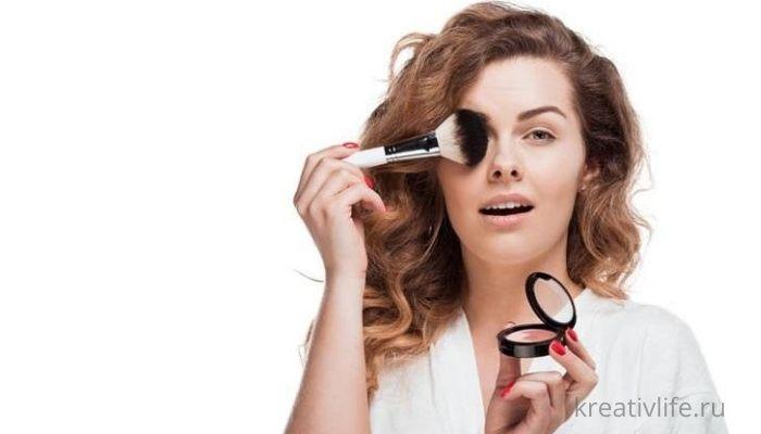 распространенные ошибки в повседневном макияже