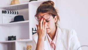 Склонна ли ты стрессу. Психологический тест с ответами.
