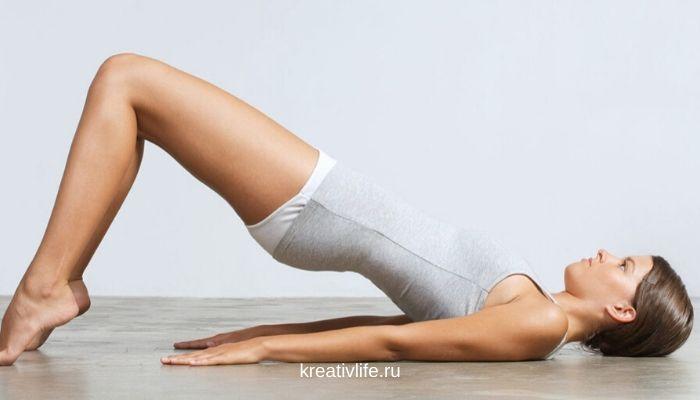 Комплекс упражнений для интимного фитнеса