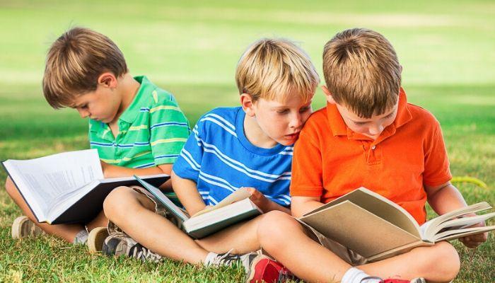 Учим детей читать и пересказывать