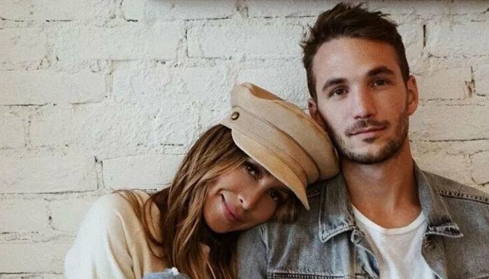Стильная, красивая, любящая пара
