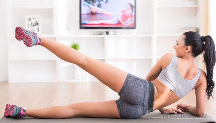 Секреты домашних тренировок для девушек