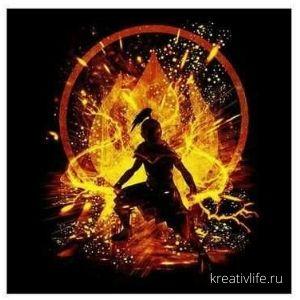 Тест по картинкам твоя стихия огонь