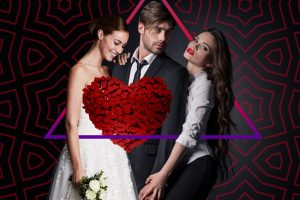 Любовный треугольник: мужчина, жена, любовница