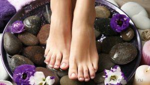 Ванночки для ног: эффективные рецепты от усталости