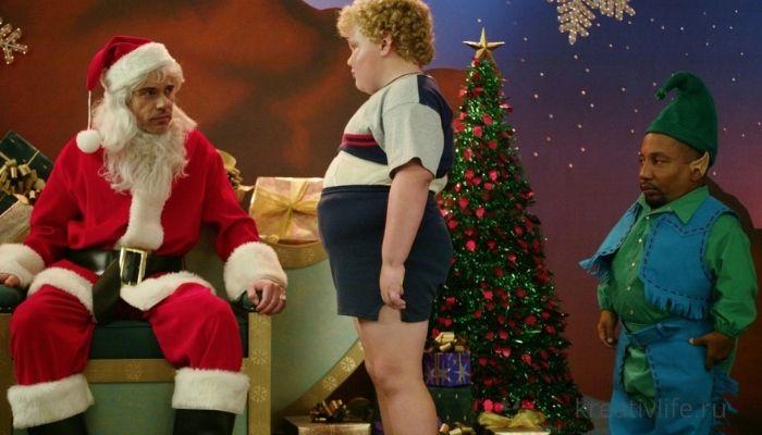 Что посмотреть на Новый год и рождество