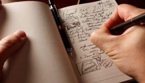 записная книга личный дневник