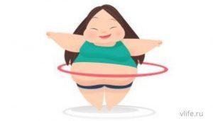 Избыточный вес у женщины