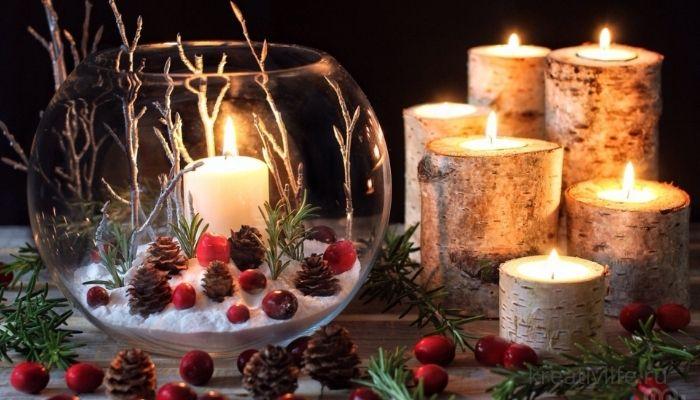 Свечи в доме для очищения ауры