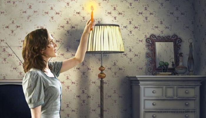 Очистка энергетики дома свечкой и солью