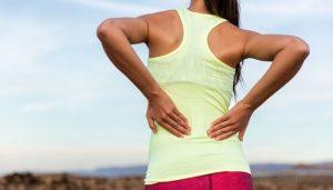 Причины сутулости и болей в спине