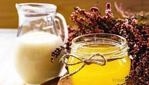 Теплое молоко с медом но ночь