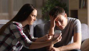 Ссора в отношениях из-за измены