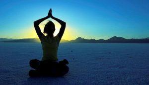 Медитация, йога, расслабление