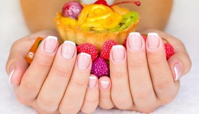 Продукты для укрепления ногтей