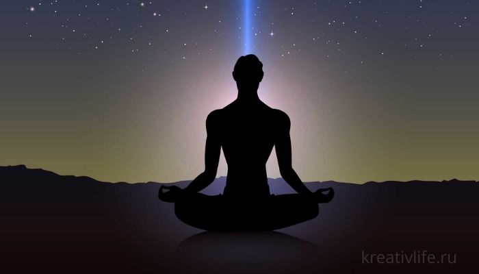 Энергия медитации и полного расслабления