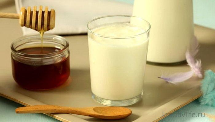 Молоко и мед в чем вред и польза