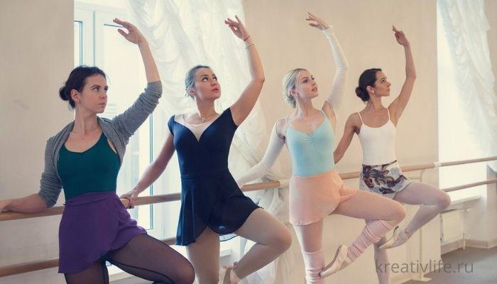 Тренировка боди-балет упражнения для взрослых