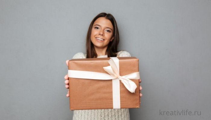 Какой подарок подарить на День святого Валентина