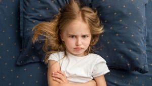 Агрессия и истерика у ребенка