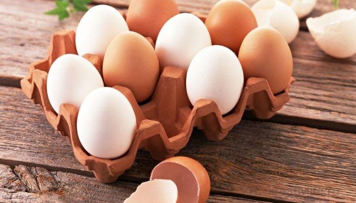 Яйца и яичные белки