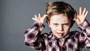 Почему ребенок огрызается, грубит и хамит?