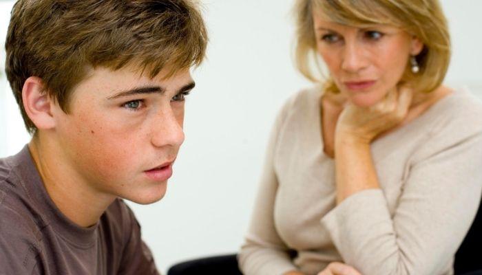 Перемены настроения у подроста