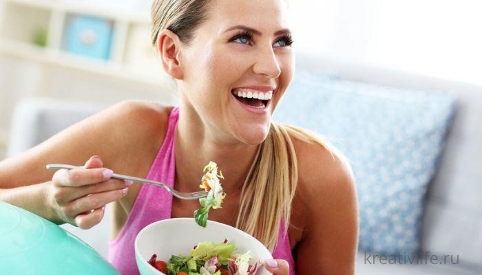 Список продуктов питания для женщин, содержащих важные витамины, минералы и микроэлементы