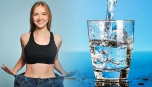 Вода перед едой для похудения