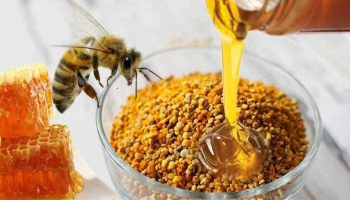 Свойства пчелиной пыльцы