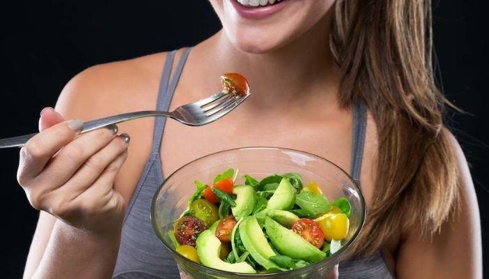 Правильное питание для девушек и женщин