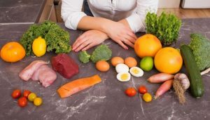 Правильное питание и подсчет калорий