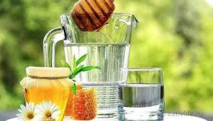 Вода с медом: кому полезна?