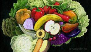 Лучшая еда для здорового мозга