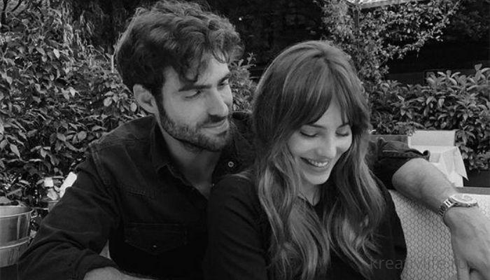 Красивая пара. Мужчина и женщина влюблены