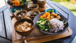 Правильное и полезное питание. Красивая еда.