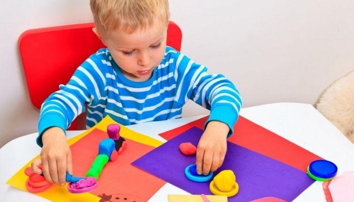 Сенсорное развитие детей