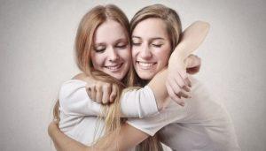 Хорошие подруги, женская дружба
