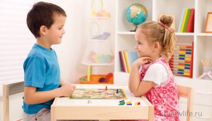 Развивающая обстановка для детей