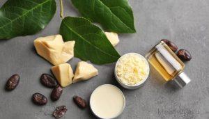 Применение масла-какао для ухода за кожей