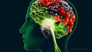 Какой едой питается наш мозг и как составить идеальную диету