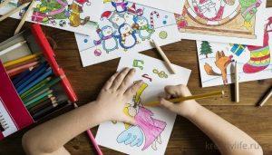 Как детский рисунок передает эмоциональные переживания