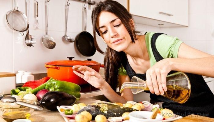 Полезное питание: что есть на ужин